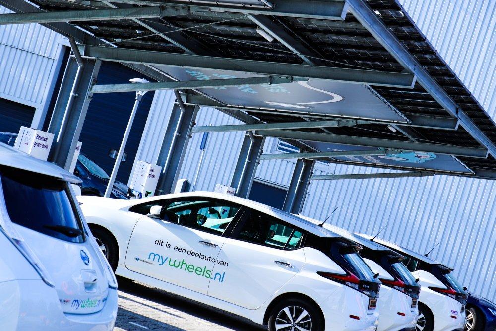 Energy Mobility Hub