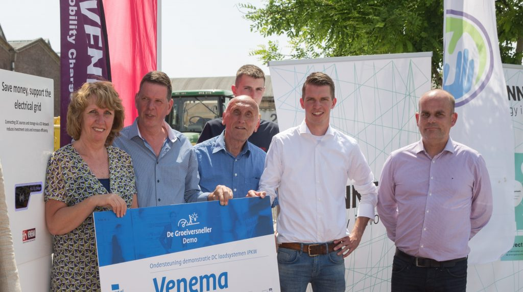 H. Venema Technisch Bedrijf - Venema Emobility Charge Systems B.V. Arnhem